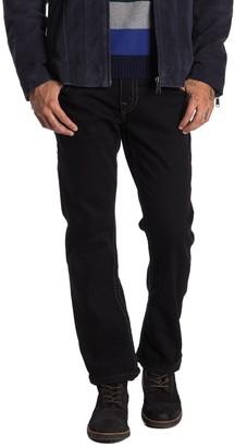 True Religion Ricky Flap Straight Big T Jeans