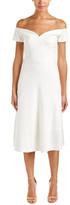 Eva Franco Midi Dress