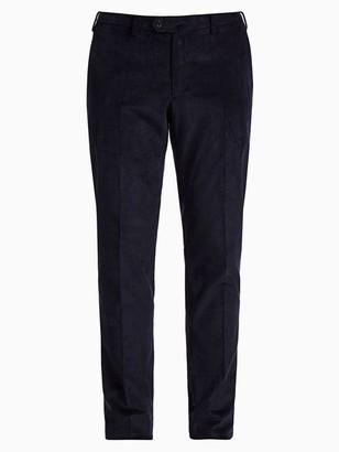Loro Piana Slim-Fit Cotton & Cashmere Corduroy Trousers