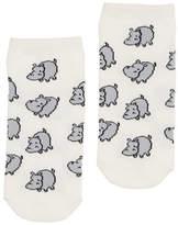 Dotti Sheep 3 Qtr Crew Sock