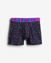 Express dot boxer briefs