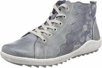 Remonte Women's R1474 Hi-Top Trainers
