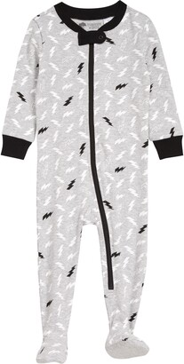 Tucker + Tate Print Fitted One-Piece Pajamas