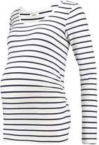 Zalando Essentials Maternity Long sleeved top navy/offwhite