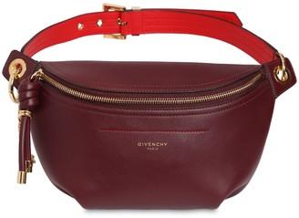 Givenchy Medium Whip Smooth Leather Belt Bag