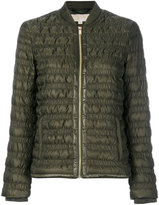 MICHAEL Michael Kors padded jacket - women - Feather Down/Polyester - XS