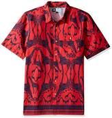 Lrg Men's Highlands Short Sleeve Woven Shirt