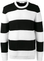 Golden Goose Deluxe Brand striped sweater - men - Cotton - S