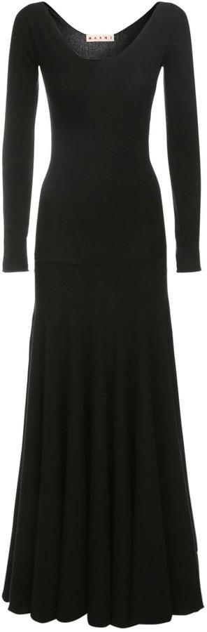 Marni Wool Knit Dress