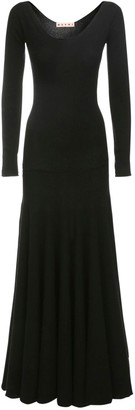 Marni Wool Knit Dress