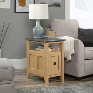Three Posts Mirabel End Table with Storage