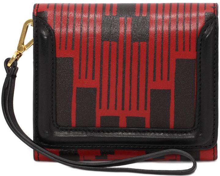 Alexander McQueen Patchwork Heroine Short Wallet