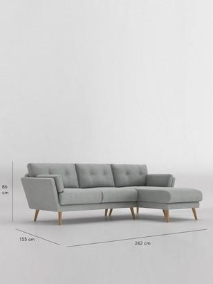 Swoon Sala FabricRight Hand Corner Sofa