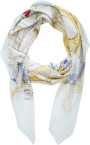 Swash Candy's Palace Scarf
