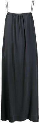The Row Howard silk dress