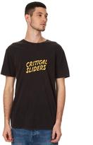 The Critical Slide Society Wayward Mens Tee Black