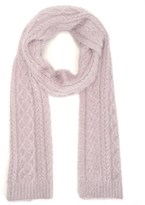 Juicy Couture Slinky Mix Oversized Scarf