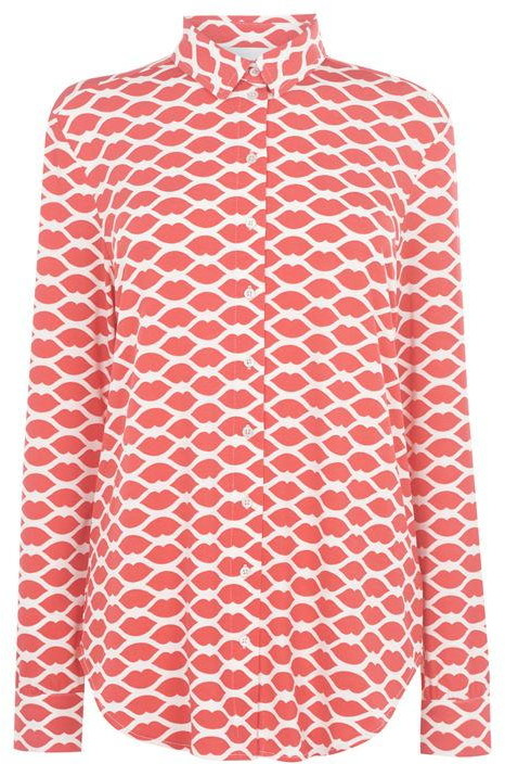 Thumbnail for your product : Oui Print Blouse