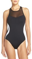 LaBlanca La Blanca Block My Way One-Piece Swimsuit