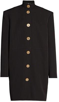 Balenciaga Campaign Wool Blazer Dress