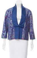 Etro Brocade Casual Jacket