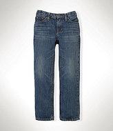 Ralph Lauren Little Boys 2T-7 Slim Fit Jeans