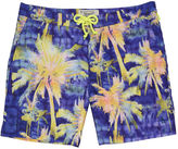 Original Penguin Psychedelic Palms Swim Volley