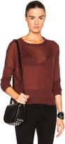 Helmut Lang Fine Cashmere Sweater