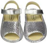 Old Soles Sandal Up (Inf/Tod) - Lavender Snake/Silver - 22 EU/6 US