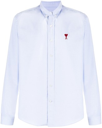 Ami Button-Down Collar Shirt