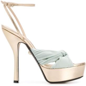 ALEVÌ Milano Eleonor 130mm platform sandals