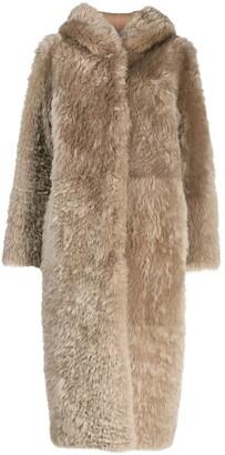 Liska Stampa coat