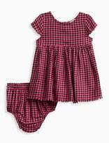 Splendid Baby Girl Plaid Swing Dress