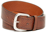 Tommy Bahama EBB Tide Leather Belt