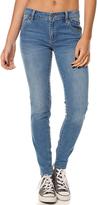 Wrangler Pins Womens Jeans Blue
