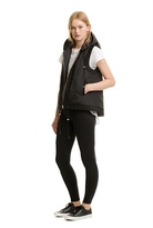 Country Road Quilt Puffer Vest