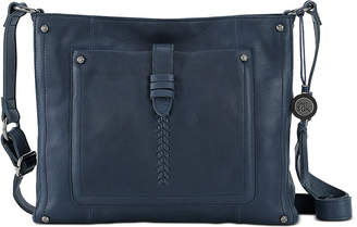 The Sak Heritage Leather Crossbody