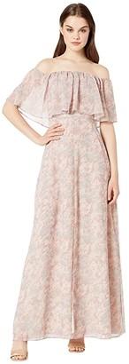 WAYF Cassie (Nude Rose) Women's Dress