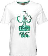 Canterbury of New Zealand Mens Ireland Uglies T-Shirt White