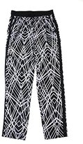 Calvin Klein Women's Print Tapered Pant