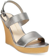 Callisto Athena Alexander by Beryl Platform Wedge Sandals