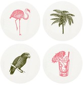 The Well Appointed House Tropical Letterpressed Coasters-Set of 100 - IN STOCK IN OUR GREENWICH STORE FOR QUICK SHIPPING