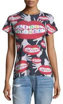 Libertine Super Creep Lips & Hands Logo T-Shirt