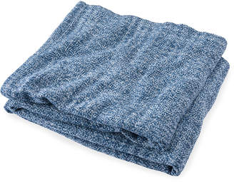 Brahms Mount Sebasco Cotton Throw Blanket