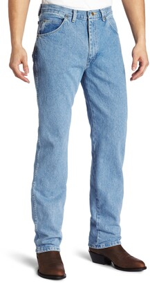 Wrangler Men's Big & Tall Rugged Wear Classic Fit Jean