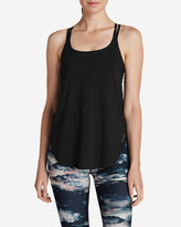 Eddie Bauer Women's Resolution Burnout Double Up Tank Top
