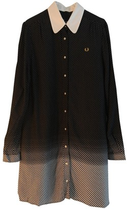 Fred Perry Black Dress for Women