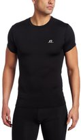 Russell Athletic Russell Athletics Men's Compression Short Sleeve Top