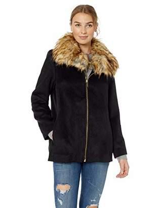 Ellen Tracy Women's Zip Front Jacket