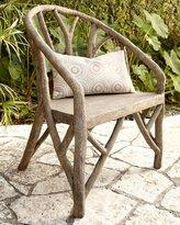 Artemis Faux-Bois Chair